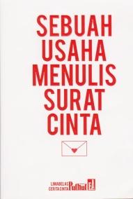 Sebuah Usaha Menulis Surat Cinta