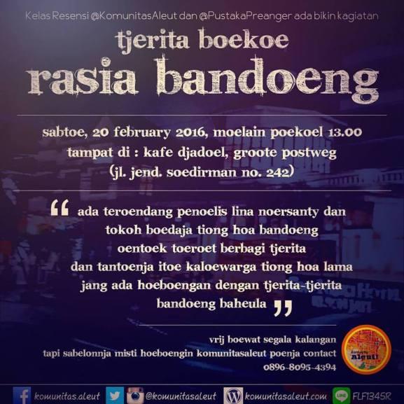 Carita Buku Rasia Bandung
